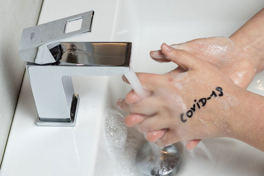 Händehygiene COVID19