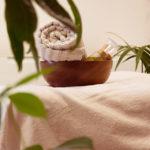 Handtuch und Produkte